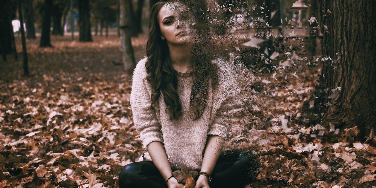 fille de rencontre avec l'anxiété