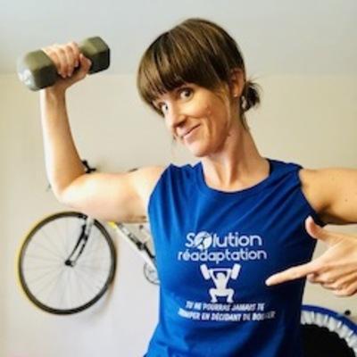 Solution réadaptation - des mouvements pour un traitement de la douleur qui persiste